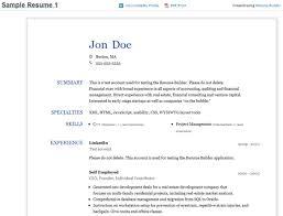 resume builder resume cv home resumemaker for mac