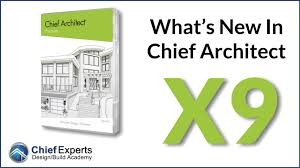 what u0027s new in chief architect x9 by dan baumann