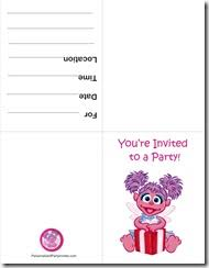 abby cadabby invitation template archives