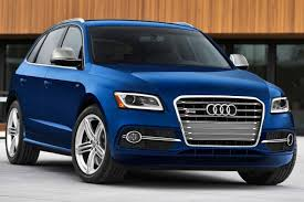 audi suv sq5 2017 audi sq5 suv pricing for sale edmunds