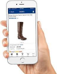 sears mobile app sears