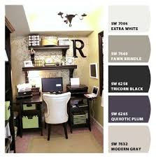 lovely small office space paint colors from chip it by sherwin