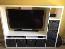 Ikea Lappland Tv Storage Unit Ikea Lappland Tv Unit And Branas Storage Boxes Only In Norwich