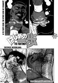 hajime no ippo hajime no ippo 1110 read hajime no ippo 1110 online page 1