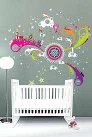 Boy Nursery Wall Decals Baby Wall Decorations Nursery Wall Decals Baby One Color Summer