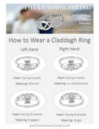 claddagh ring meaning how to wear a claddagh ring claddagh ring meaning