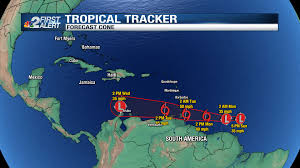 Florida Weather Map by Weather Blog Nhc Issuing Advisories On Atlantic System Nbc 2