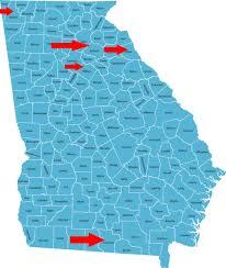 Bartow County Tax Maps Georgia County Map 9 21 Istock 526533415 Jpg