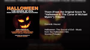 halloween music michael myers