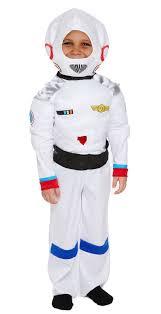 boys kids astronaut spacesuit spaceman fancy dress costume