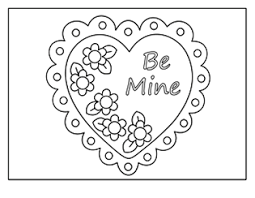 valentine coloring pages u0026 activities printable puzzles