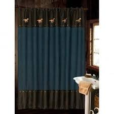 Cowhide Shower Curtain Faux Leather Shower Curtain Foter