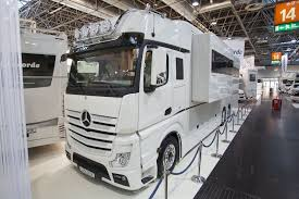 motorhomes mercedes when it comes to cer vans and rvs mercedes proves bigger