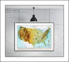 Images Of The Usa Map by Usa Map Map Of The Usa World Map America Map Topo Map