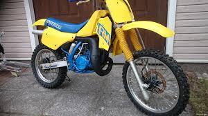suzuki rm 250 250 cm 1987 pieksämäki motorcycle nettimoto