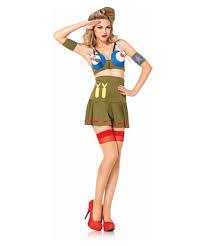 pin up girl costume bomber pin up girl womens costume