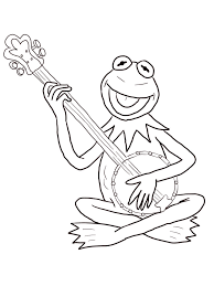 muppet show coloring pages download print muppet show