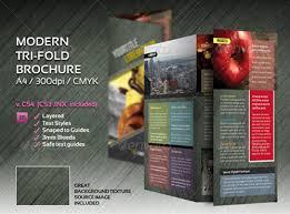 z fold brochure template indesign a4 tri fold brochure template indesign free templates resume