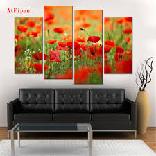 Drop Shipping Home Decor by Popular Red Poppies Print Buy Cheap Red Poppies Print Lots From