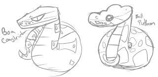 cute plush snake reptile viper ball python python cobra boa