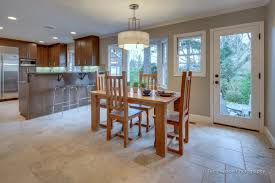 tile in dining room design your home loversiq tile in dining room design your home round dining room table rustic dining room