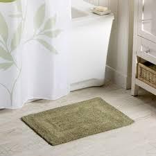 hunter green bathroom rugs wayfair