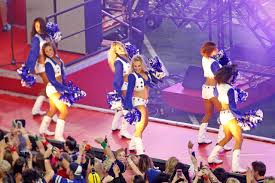 cowboys thanksgiving 2015 red kettle campaign kick off halftime performance dallas