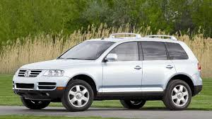 volkswagen touareg 2004 2004 vw touareg v10 tdi and passat tdi introduced to us market