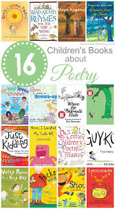 national poetry month free poetry printables books for kids