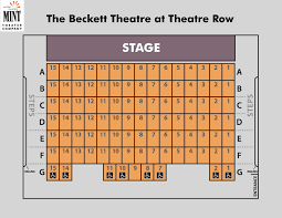 row one home theater seating buy tickets mint theater company
