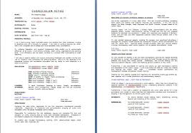 Good Vs Bad Resume Example Of A Bad Resume Free Resume Example And Writing Download
