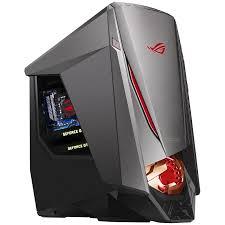 ordinateur de bureau tout en un asus asus rog gt51ch fr026t pc de bureau asus sur ldlc com