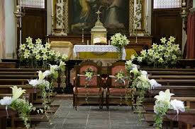 church flower arrangements wedding flower arrangements for church church wedding
