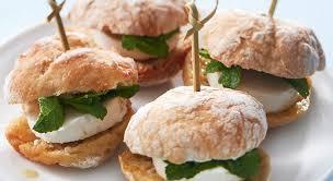 recette de cuisine petit chef sandwich chèvre recette facile cyril lignac gourmand