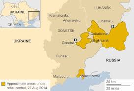 map ukraine ukraine crisis in maps news