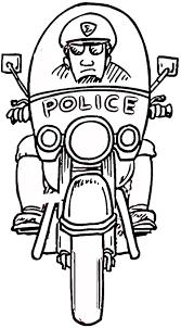 police car coloring pages cartoon coloringstar