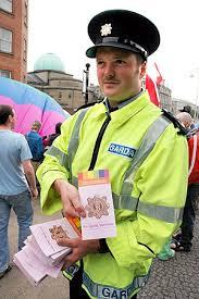 Garda Memes - dublin lbgt pride celebration indymedia ireland