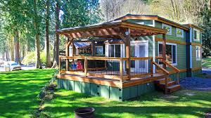 the whidbey cottage 400 sq ft tiny house design ideas le