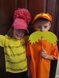 Lorax Halloween Costume Dr Seuss Lorax Truffula Trees Baby Boys Shirt Sosohippo