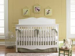 Graco Charleston Convertible Crib White Graco Non Drop Side 5 In 1 Convertible Crib White By