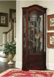 Corner Display Cabinet With Storage Check Out Henley 1 Door Corner Display Cabinet Wenge Effect From