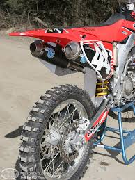 most expensive motocross bike 2006 honda crf250r project bike photos motorcycle usa
