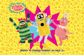 Yo Gabba Gabba Images by