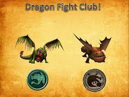 dragon fight club rumblehorn hotburple dragons