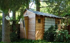Designing A Backyard How To Build A Storage Shed From Scratch