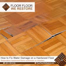 floor floor we restore water damage floor restauration refresh