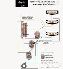 guitar wiring diagrams 2 one volume tone 3 hss strat