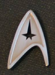 star trek movies command chevron best buy limited metal pin ebay