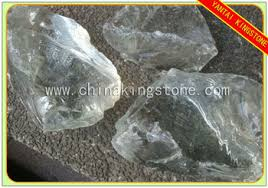 Rocks For Landscaping by Transparent Clear Glass Boulders For Landscaping Buy Transparent