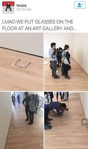 Modern Art Meme - accidental modern art pranking know your meme